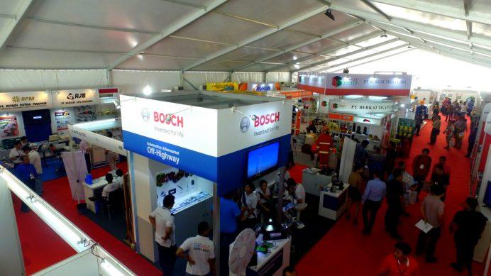 Balikpapan Expo 2016, Indoor Tent B